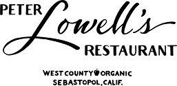 Peter Lowell's logo