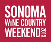Sonoma Wine Country Weekend 2015