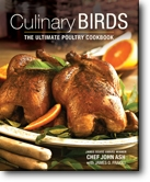 Cover of Culinary Birds cookbook